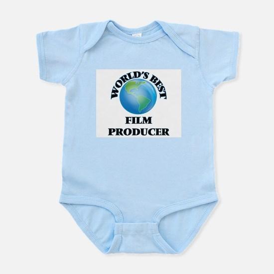 World's Best Film Producer Body Suit