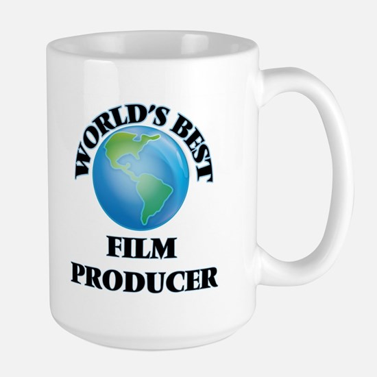 World's Best Film Producer Mugs