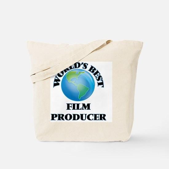 World's Best Film Producer Tote Bag