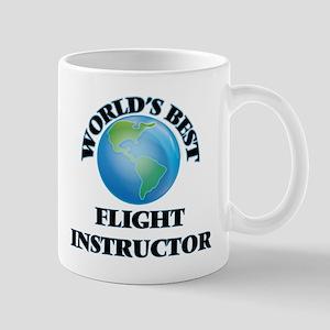 World's Best Flight Instructor Mugs