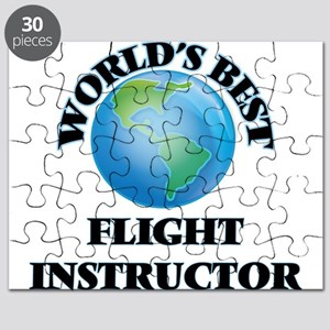 World's Best Flight Instructor Puzzle