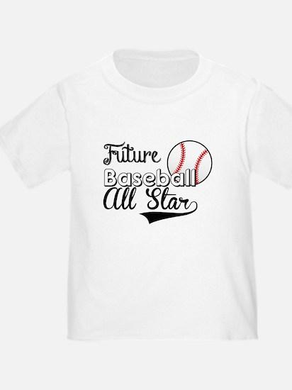 Future Baseball All Star T-Shirt