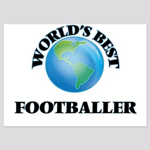 World's Best Footballer Invitations