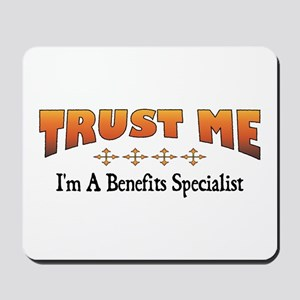 Trust Benefits Specialist Mousepad