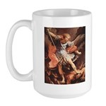 Saint Michael Large Mug Mugs