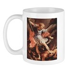 Saint Michael Mug Mugs