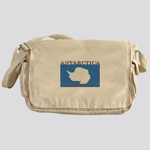 Antarctica Messenger Bag