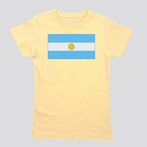 Argentinablank Girl's Tee