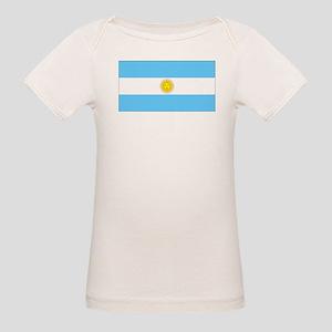 Argentinablank Organic Baby T-Shirt