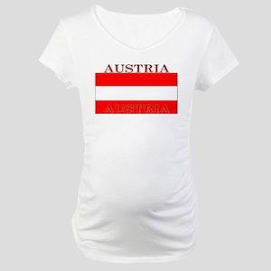 Austria Maternity T-Shirt