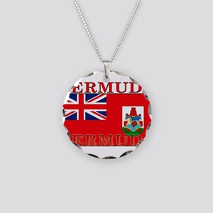 Bermuda Necklace Circle Charm