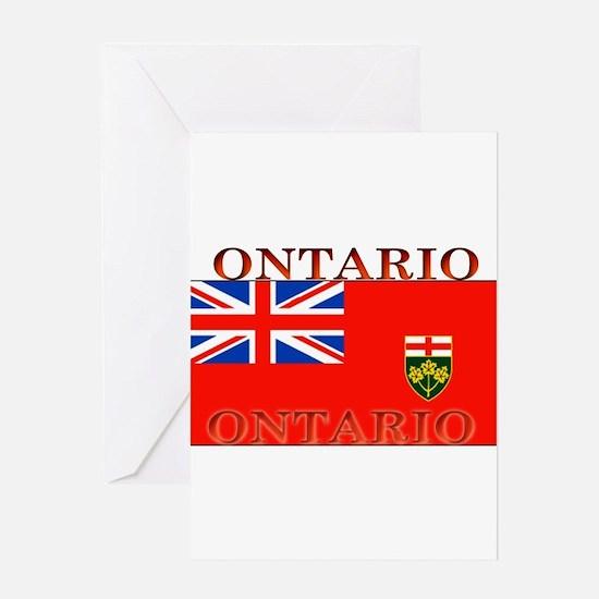Ontario.jpg Greeting Card