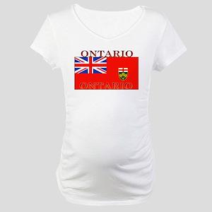 Ontario Maternity T-Shirt