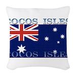 CocosIsles Woven Throw Pillow