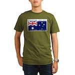 CocosIsles Organic Men's T-Shirt (dark)