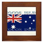 CocosIsles Framed Tile