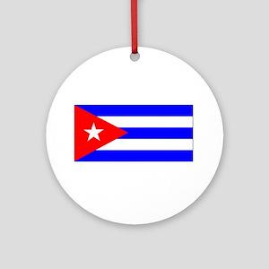 Cubablank Ornament (Round)
