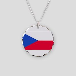 CzechRepublicblank Necklace Circle Charm