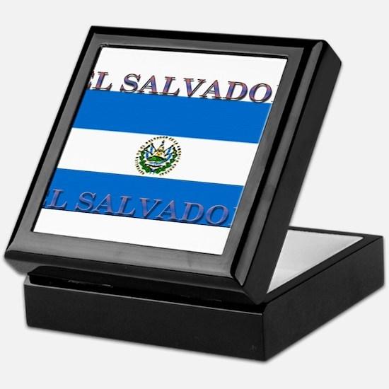 ElSalvador.jpg Keepsake Box