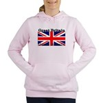 GreatBritain Women's Hooded Sweatshirt