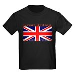 GreatBritain Kids Dark T-Shirt