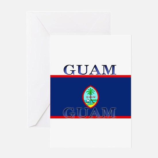 Guam.jpg Greeting Card