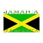 Jamaica 35x21 Wall Decal