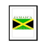 Jamaica Framed Panel Print