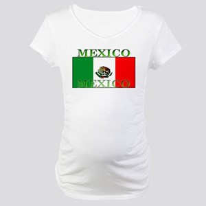 Mexicoblack Maternity T-Shirt