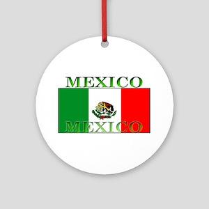 Mexicoblack Ornament (Round)