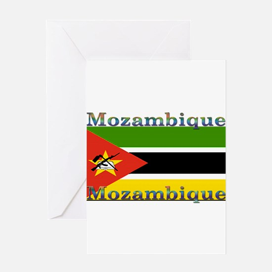 Mozambique.jpg Greeting Card
