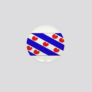 Frieslandblank Mini Button