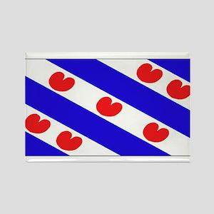 Frieslandblank Rectangle Magnet
