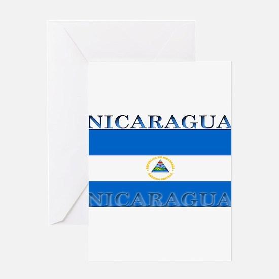 Nicaragua.jpg Greeting Card
