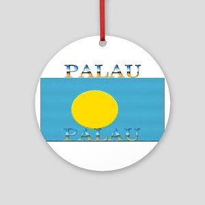 Palau Ornament (Round)