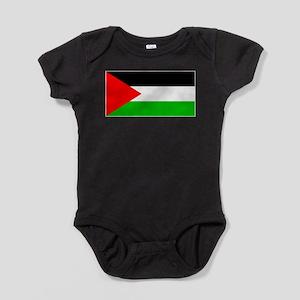 Palestineblank Baby Bodysuit