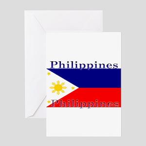 Philippines.jpg Greeting Card
