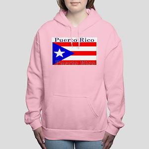PurtoRico Women's Hooded Sweatshirt