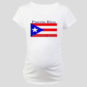 PurtoRico Maternity T-Shirt