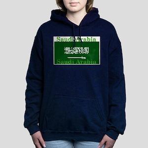 SaudiArabia Women's Hooded Sweatshirt