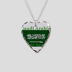 SaudiArabia Necklace Heart Charm