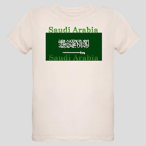 SaudiArabia Organic Kids T-Shirt