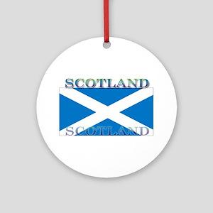 Scotland2.jpg Ornament (Round)