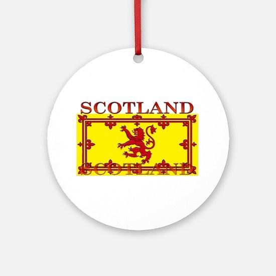 Scotland.jpg Ornament (Round)