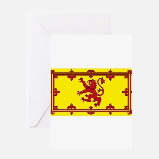 Scotlandblank.jpg Greeting Card