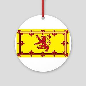 Scotlandblank Ornament (Round)