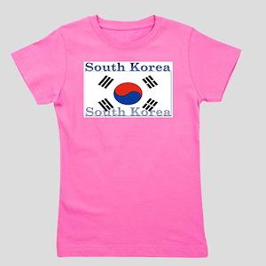SouthKorea Girl's Tee