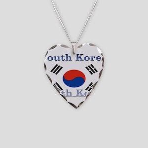SouthKorea Necklace Heart Charm