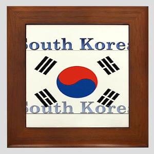 SouthKorea Framed Tile