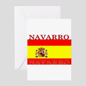 Navarro Greeting Card